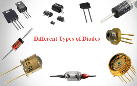 Different types of diode