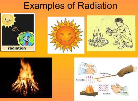 Radiation examples